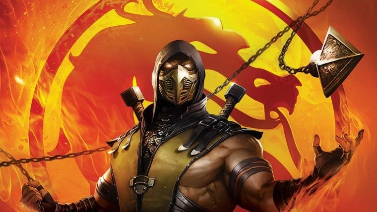 Mortal Kombat Legends: Scorpion's Revenge filminden yeni fragman