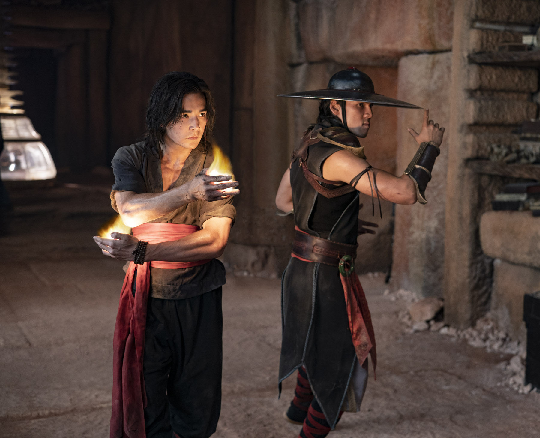 Mortal Kombat filminden ilk görseller yayınlandı
