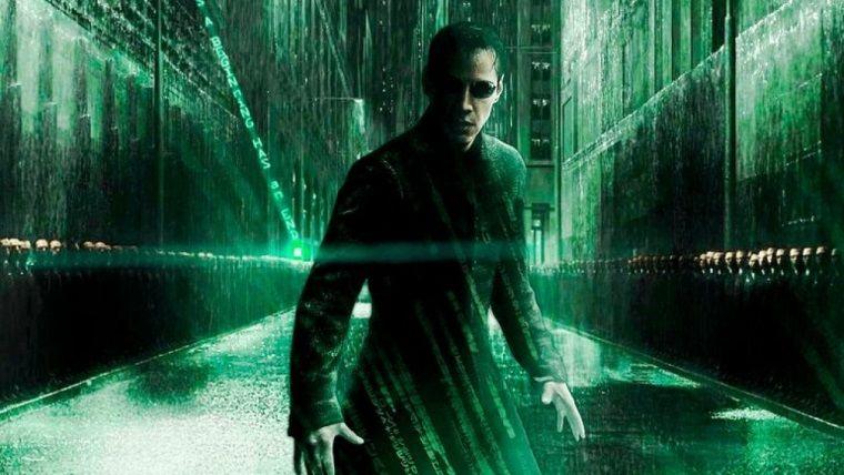 Matrix 4 ilk kamera arkası görüntüleri gelmeye başladı