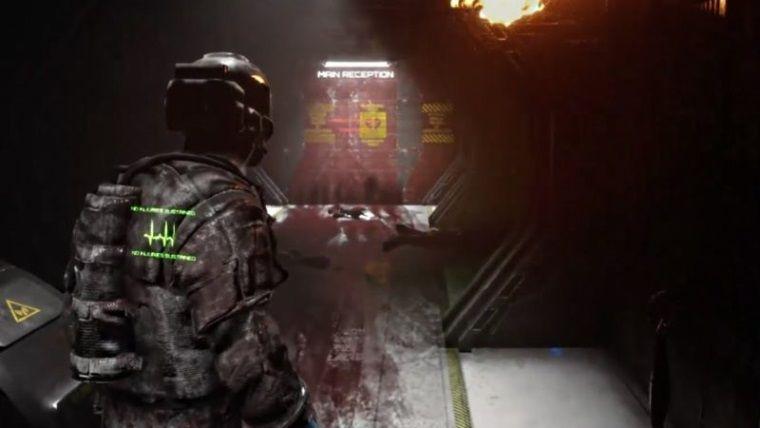 Dead Space'ten esinlenen korku oyunu için yeni video geldi