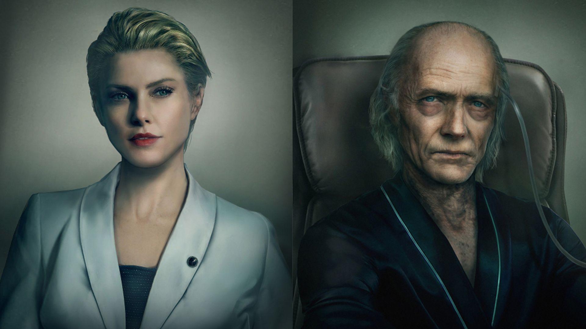 İki yeni Mastermind Resident Evil Resistance a ekleniyor