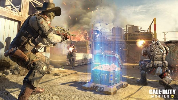 Call of Duty Mobile'a vahşi batı teması geliyor