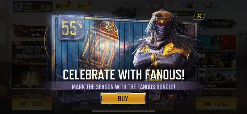 Information on Call of Duty Mobile Season 3 and its events