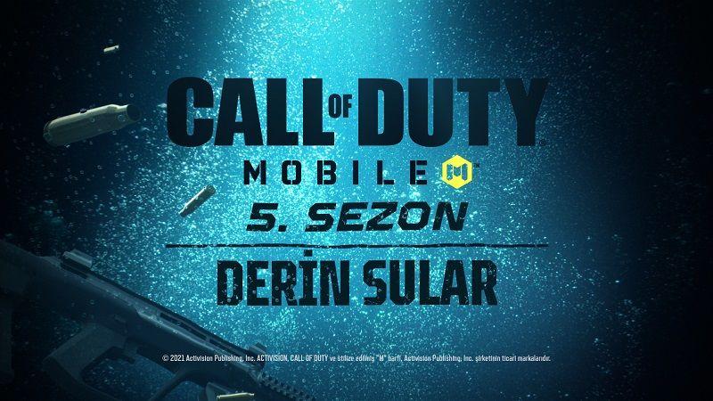 Call of Duty Mobile 5.sezonu oyuna 3 yeni harita ekliyor