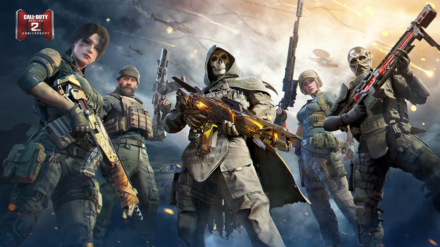 Call of Duty Mobile'a yeni Battle Royale haritası eklendi