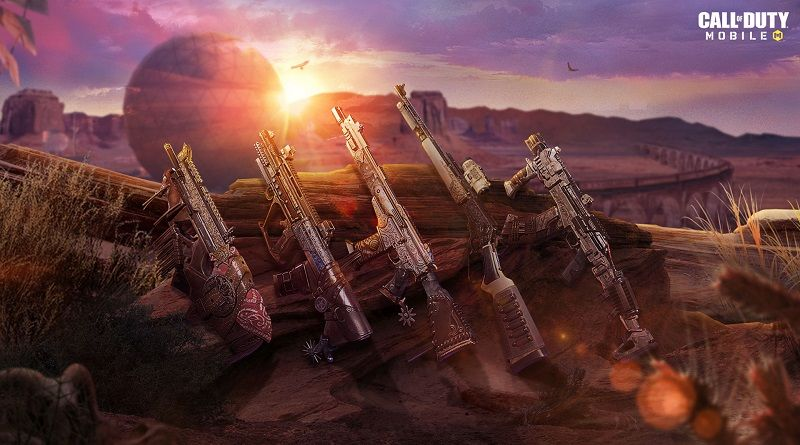 Wild west theme coming to Call of Duty Mobile