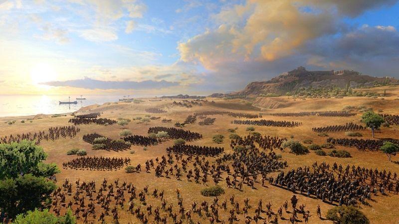 Yeni Total War oyunu ilk gün Epic Store'da BEDAVA olacak