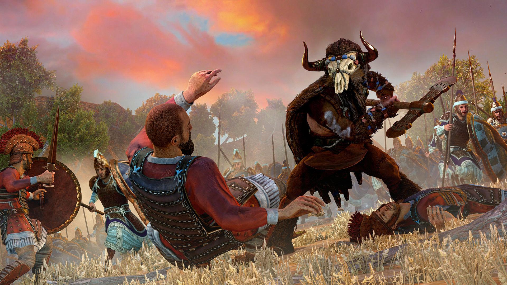 Total War Saga: TROY sistem gereksinimleri açıklandı