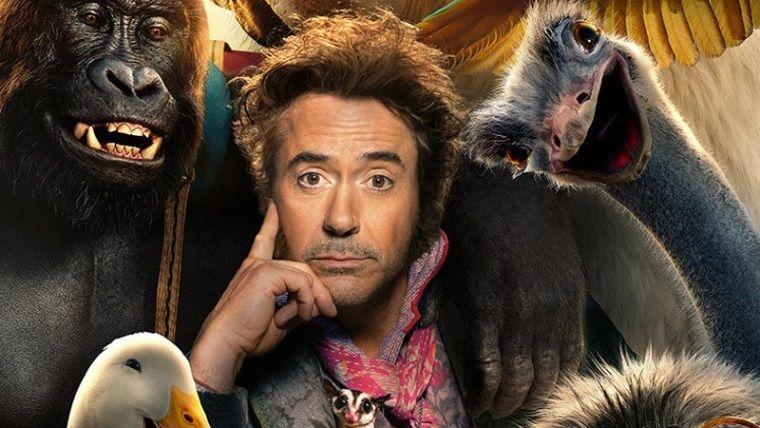 Robert Downey Jr.'ın yeni filmi The Dolittle'ın ilk fragmanı yayınlandı