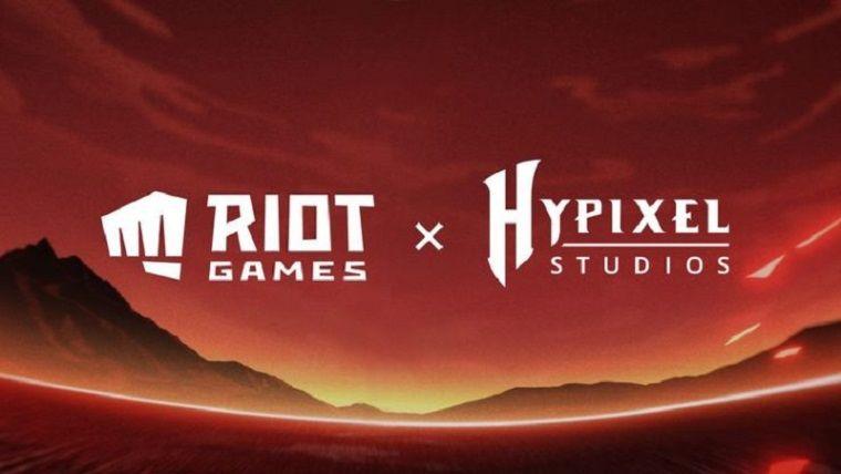 Riot Games, oyun şirketi Hypixel Studios'u satın aldı