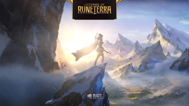 Riot Games'in yeni oyunu Legends of Runeterra için geri sayım başladı!