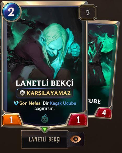 Legends of Runeterra inceleme