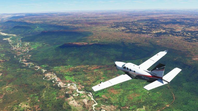 Flight Simulator yeni video ve bilgileri ile göz kamaştırıyor