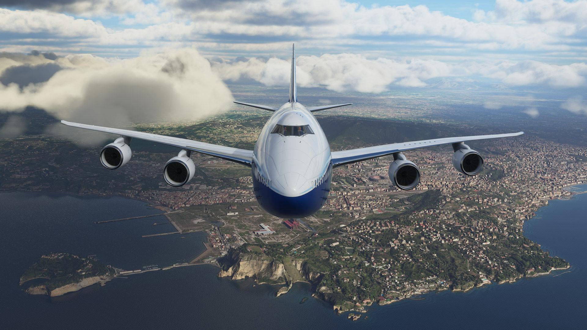 Microsoft Flight Simulator Japonya genişlemesi yolda: Fuji Dağı ve Tokyo