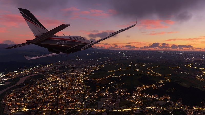 Microsoft Flight Simulator inceleme puanları oldukça olumlu