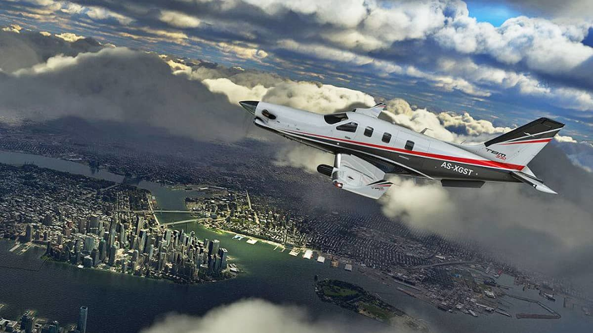 Microsoft Flight Simulator yeni video ile göz kamaştırıyor