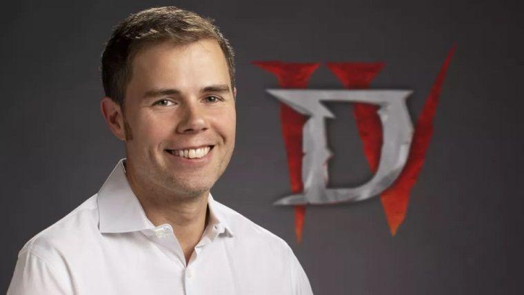 Yeni Diablo 4 baş yapımcısı Joe Shely oldu