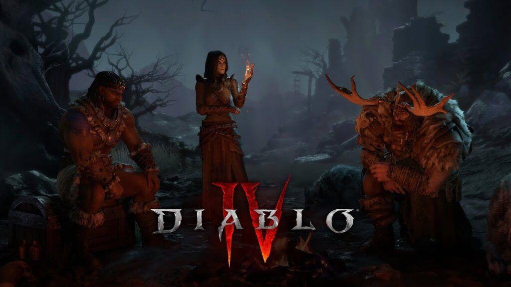 Diablo 4 için, 20 dakikalık bir oynanış videosu paylaşıldı