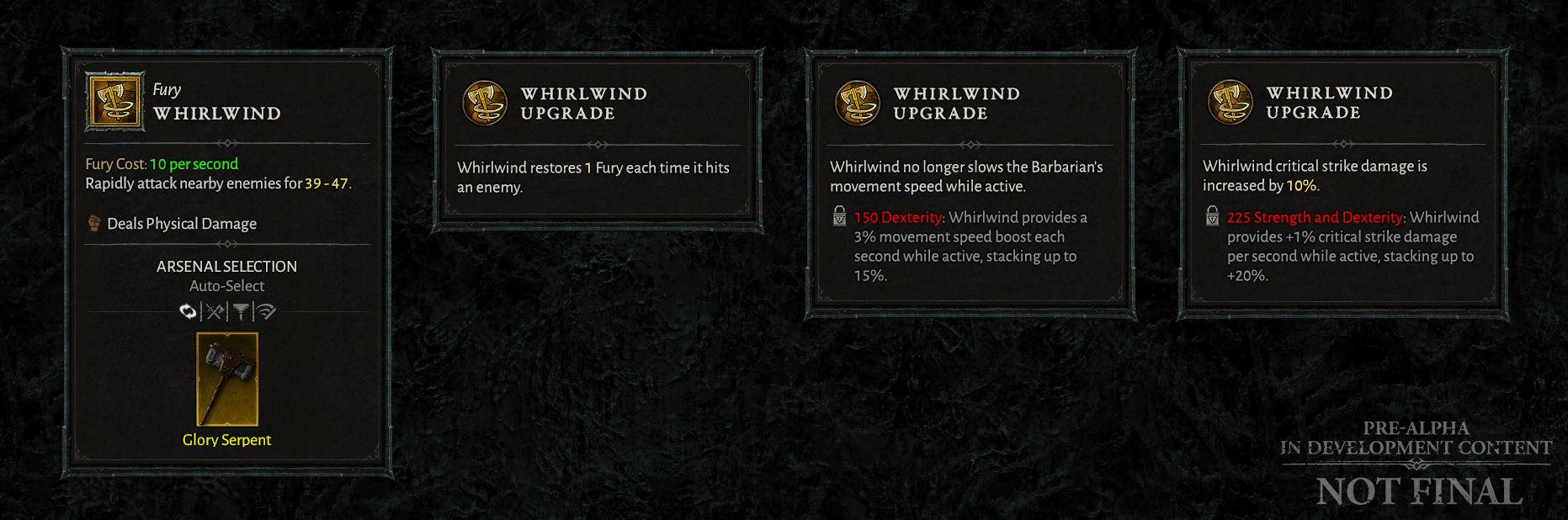 Diablo 4 yetenekler ve silah türleri nasıl olacak?