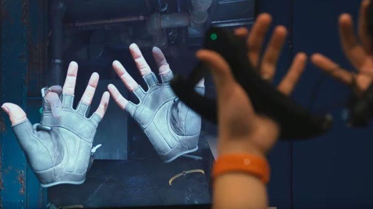 Half-Life: Alyx'in test görüntüleri paylaşıldı