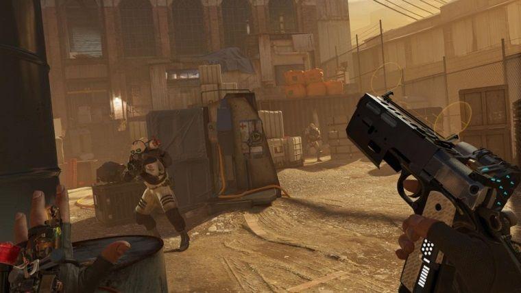 Half-Life: Alyx klavye mouse modu son güncelleme ile mükemmel hale geldi