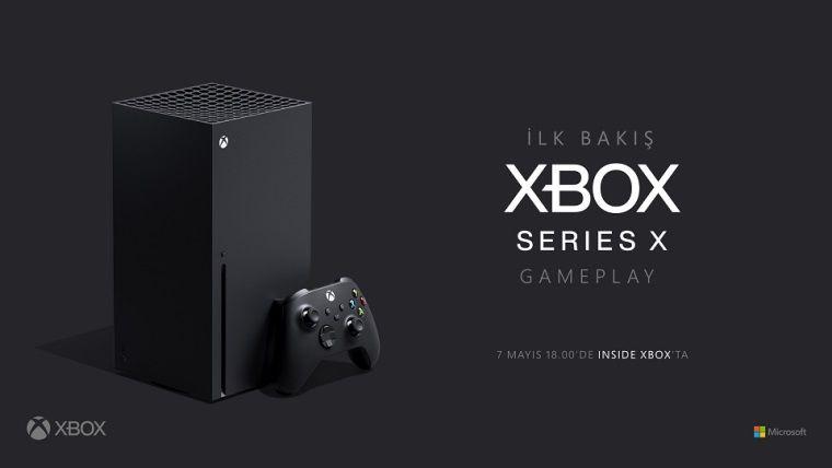 Xbox Series X oyunları 7 Mayıs'ta gösterilecek!