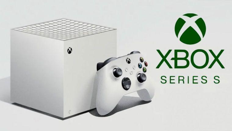 Xbox Series S bir kez daha ortaya çıktı