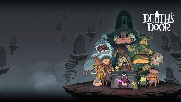 Xbox konsol özel oyunu Death's Door inceleme puanları aşırı olumlu