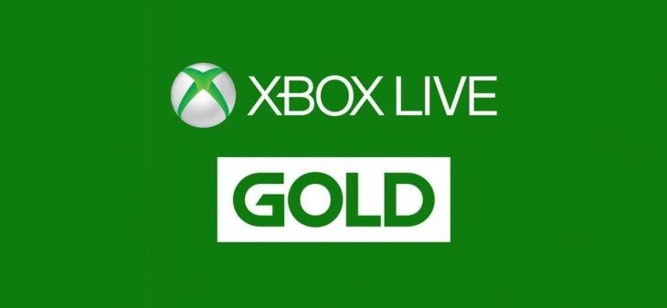 Xbox Live Gold requirement for free games removed