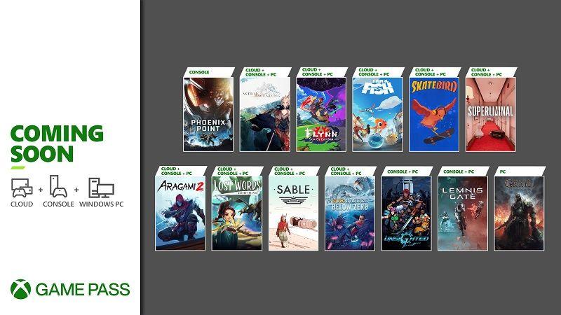 Xbox Game Pass Eylül 2021 içerikleri belli oldu