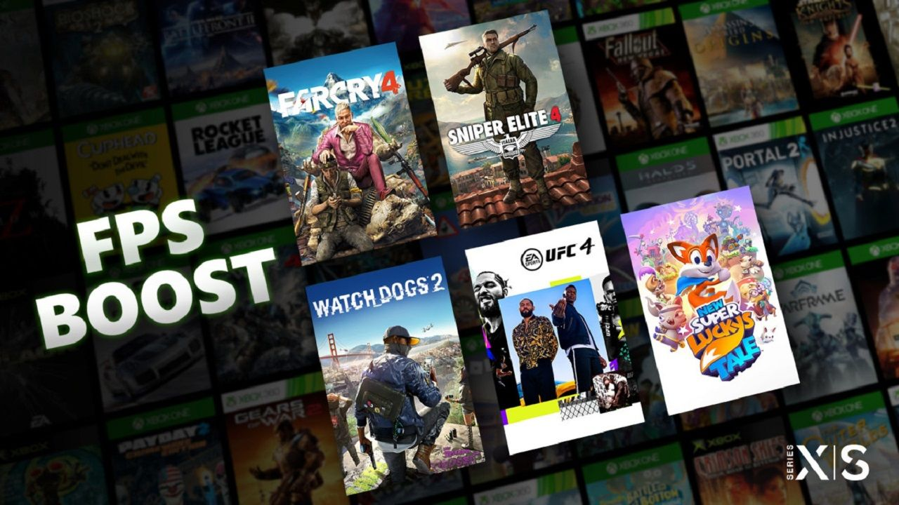 Xbox FPS Boost feature added to 74 more games
