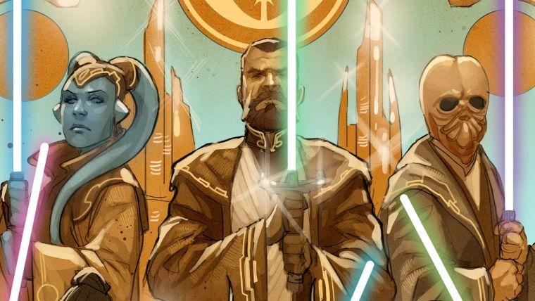 Star Wars: The High Republic serisi duyuruldu