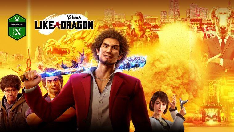 Yakuza: Like a Dragon, Xbox Series için 10 Kasım'da çıkacak