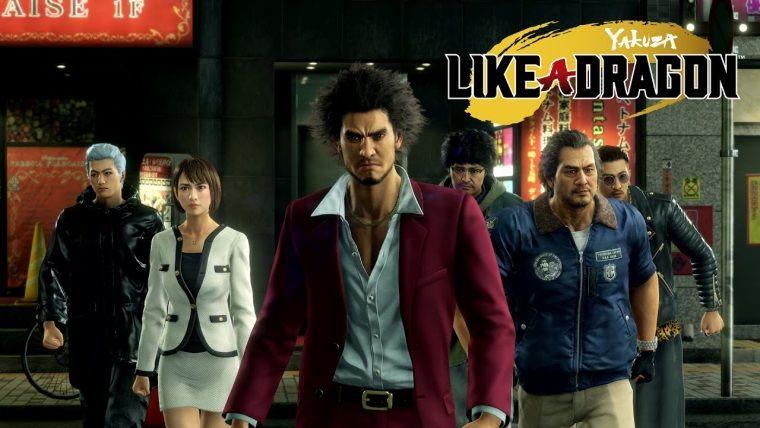 Yakuza: Like a Dragon PS5 çıkış fragmanı yayınlandı
