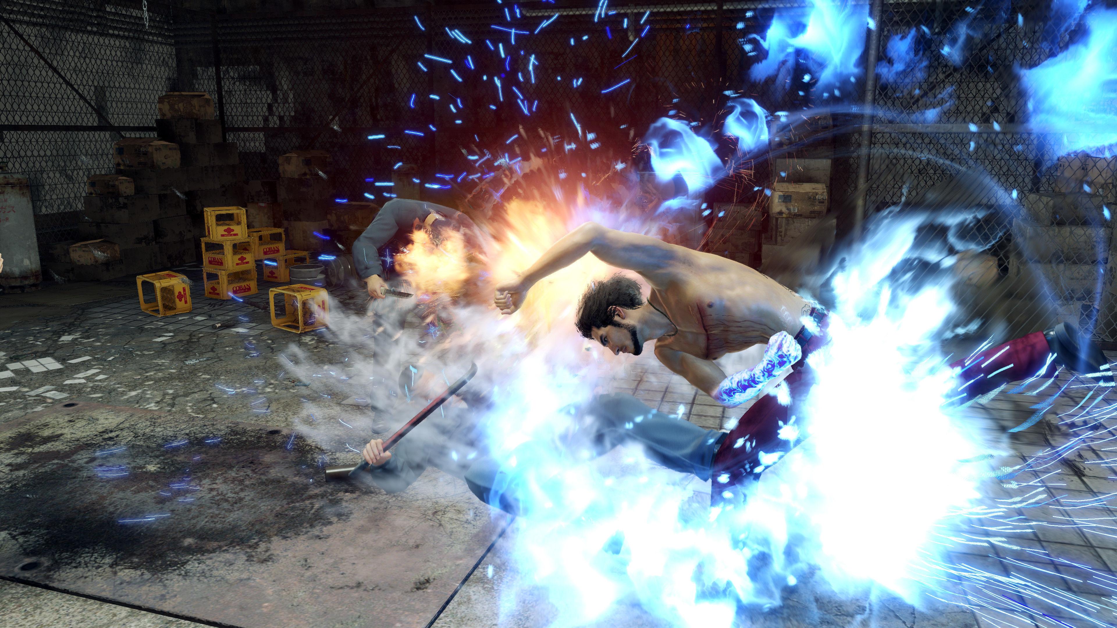 Yakuza: Like a Dragon oyununun çıkış tarihi açıklandı