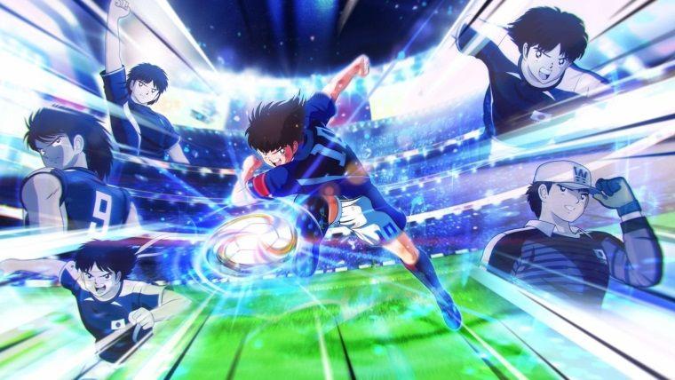 Yeni Captain Tsubasa oyunu duyuruldu