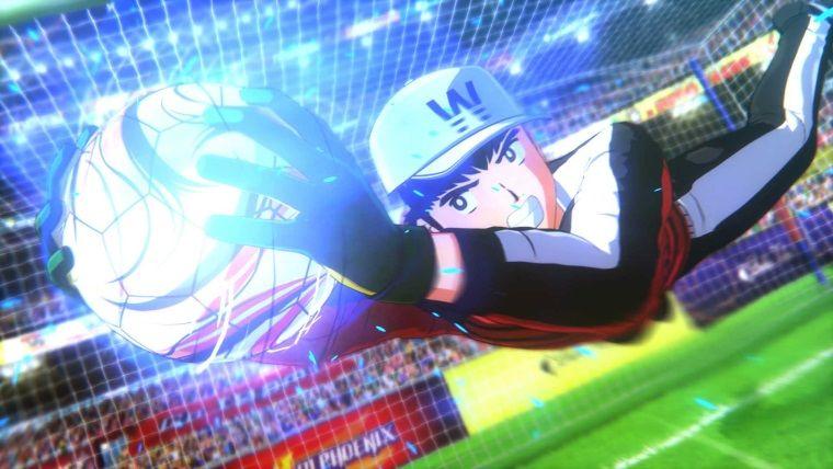 Captain Tsubasa oyunundan 'New Hero' adlı bir video daha geldi