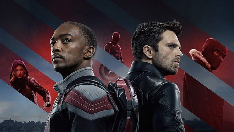 The Falcon and the Winter Soldier final fragmanı yayınlandı