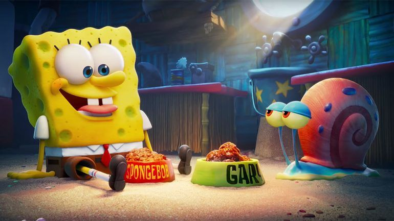 Yeni SpongeBob filmi Sponge on the Run için fragman yayınlandı