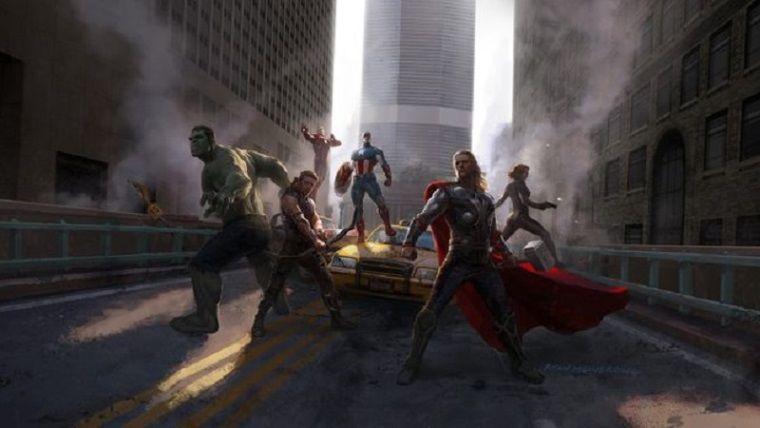 İptal edilen Avengers oyunundan görüntüler ortaya çıktı