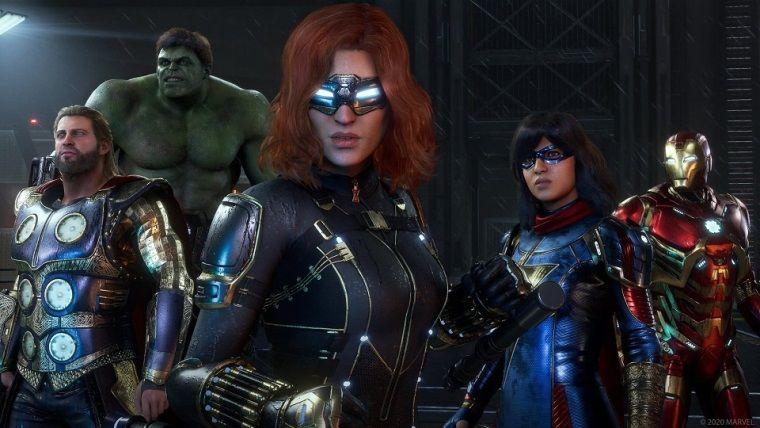 Marvel's Avengers alanlar PS5 ve XSX sürümüne bedava ulaşacak