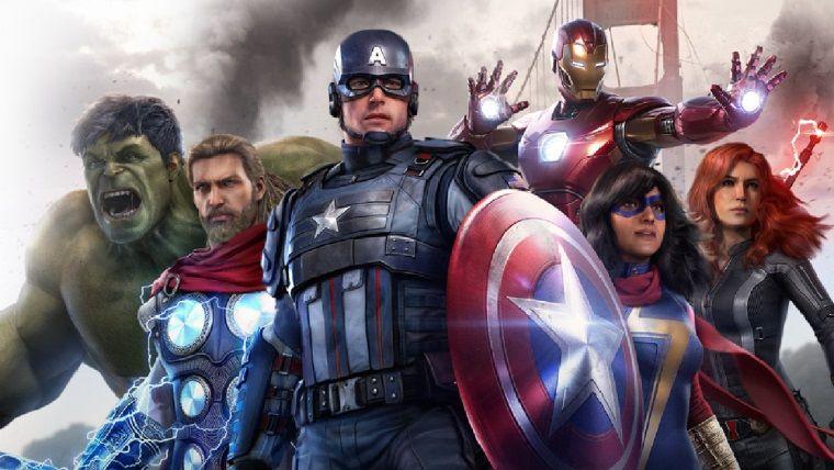 Marvel's Avengers yeni video ve tüm detaylar