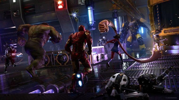 Marvel's Avengers için yeni video ve detaylar yayınlandı
