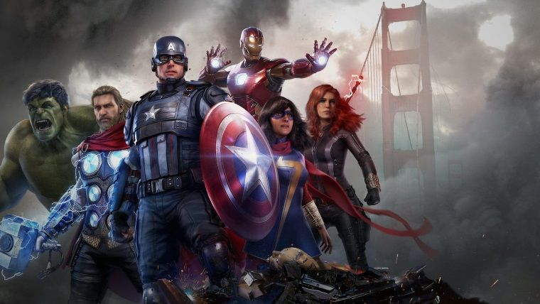 Marvel's Avengers yüzünden Square Enix zararda