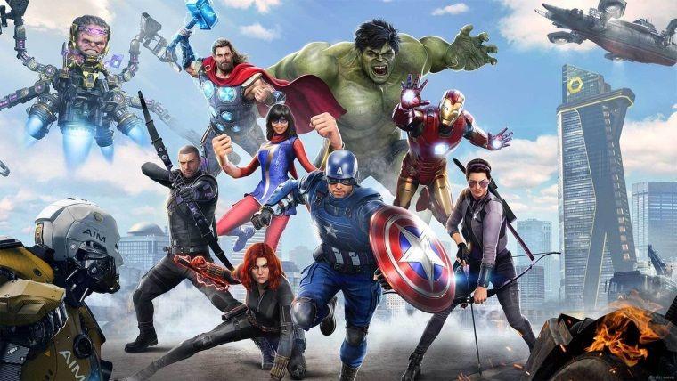 Marvel's Avengers PS5 ve Xbox Series X / S sürümleri çıktı