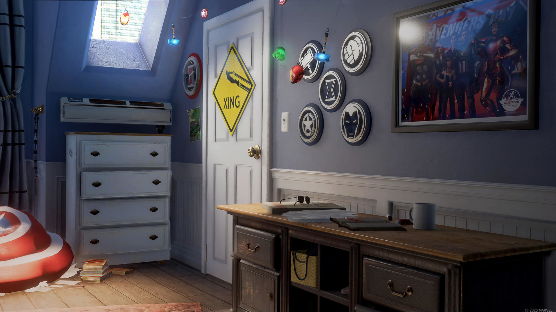 Marvel's Avengers için yeni ekran görüntüleri yayınlandı