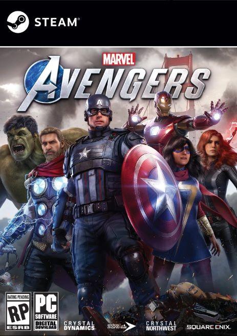 Marvel's Avengers ön siparişleri başladı