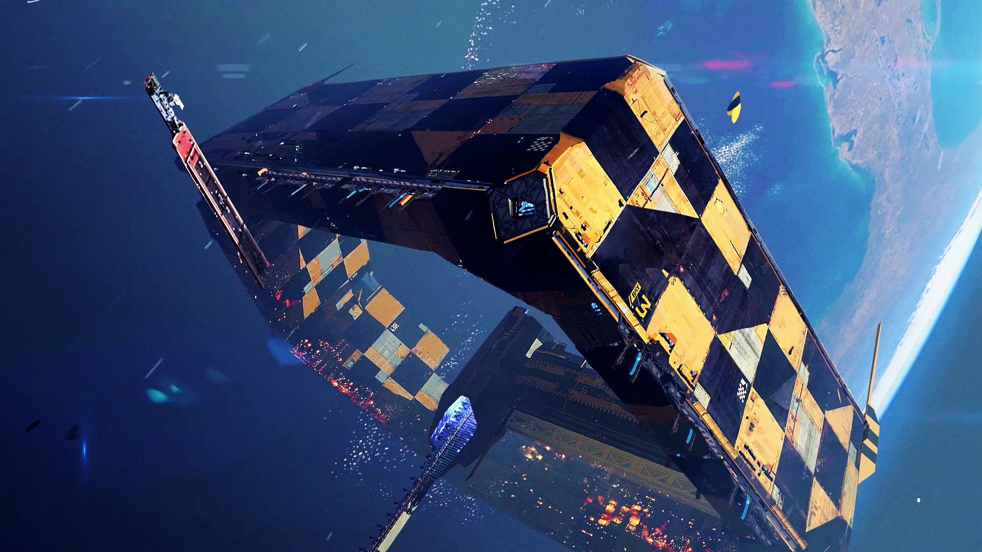 Hardspace: Shipbreaker gemi parçalama oyunu duyuruldu