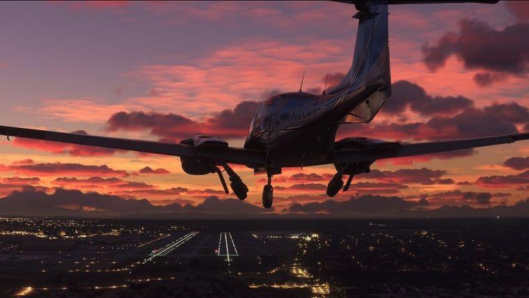 Microsoft Flight Simulator Sistem gereksinimleri belli oldu
