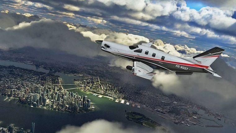 Microsoft Flight Simulator 2020 inceleme puanları şahane